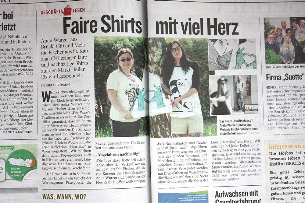 kLuftschloss Presse